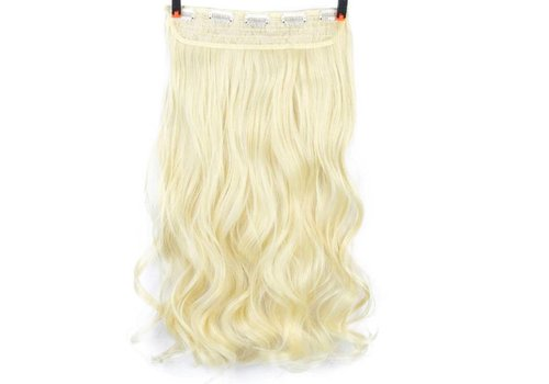 Clip Ins - Nephaar - Licht Blond