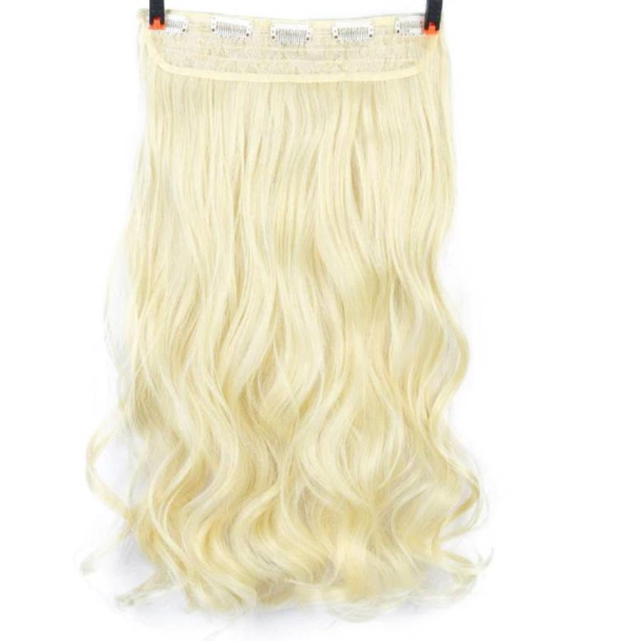 PaCaZa - Clip Ins - Nephaar - Licht Blond-1