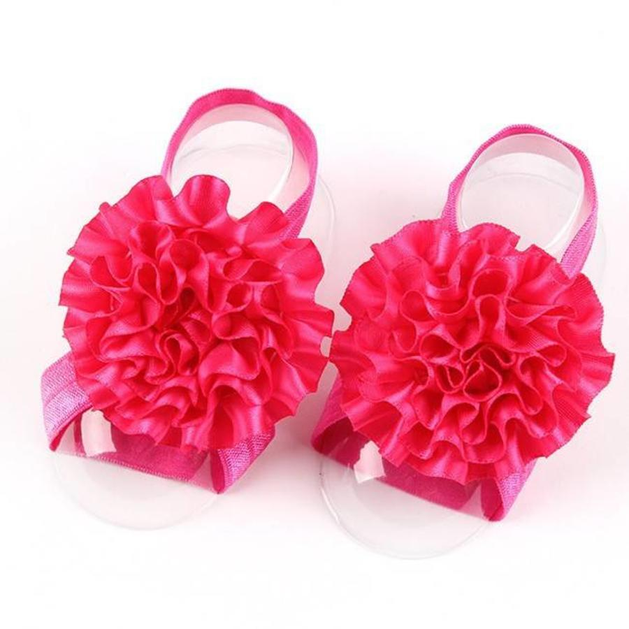 SALE - Baby sandaaltje - Roze-1