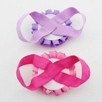 thumb-SALE - Baby sandaaltje - Roze-4