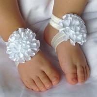 thumb-SALE - Baby sandaaltje - Zacht Roze-3