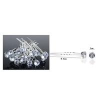 thumb-PaCaZa - Hairpins - Grote Kristallen - 5 stuks-4