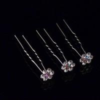 thumb-PaCaZa - Hairpins - Bloemetje met prachtige kleuren - 5 stuks-4