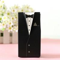 thumb-Cadeau doosjes / Geschenk doosjes - 50 stuks - Bruid & Bruidegom-5