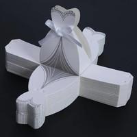 thumb-Geschenk doosjes / Cadeau doosjes - 50 stuks - Bruid & Bruidegom-7