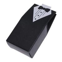 thumb-Geschenk doosjes / Cadeau doosjes - 50 stuks - Bruid & Bruidegom-8