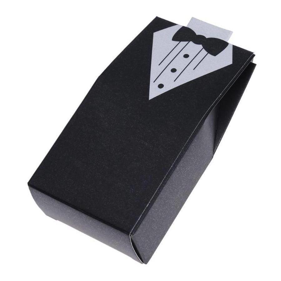 Geschenk doosjes / Cadeau doosjes - 50 stuks - Bruid & Bruidegom-8