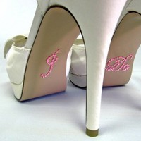 thumb-'I DO' Sticker - Roze-1