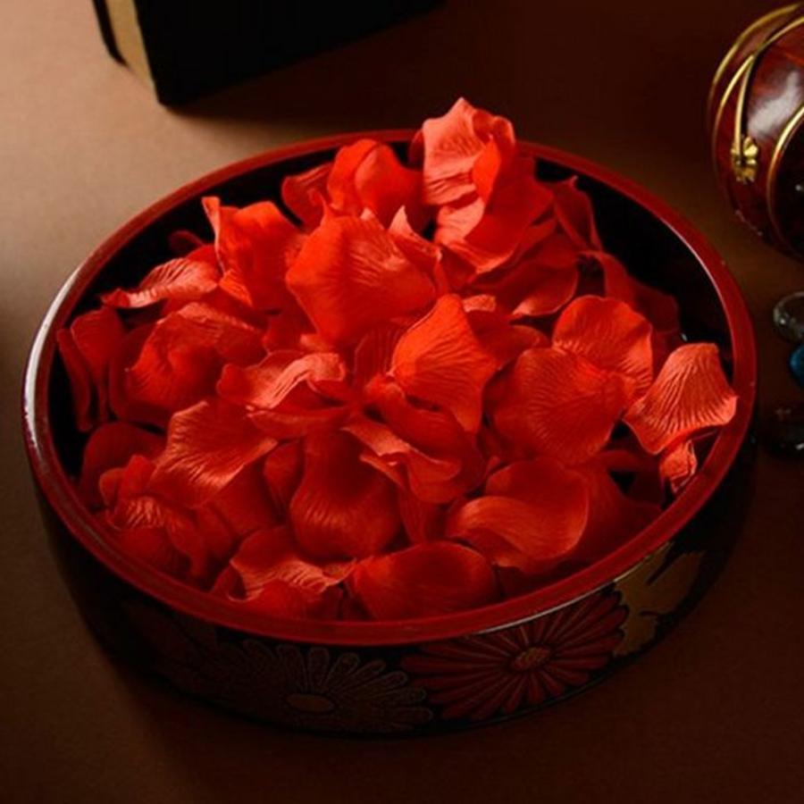 Rozenblaadjes - Rood (ca. 100 stuks)-3