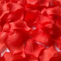 thumb-Rozenblaadjes - Rood (ca. 100 stuks)-2