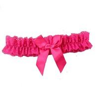 thumb-Kousenband Roze met Roze Strik-2
