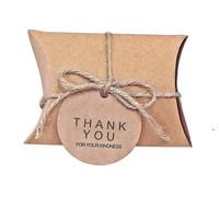 thumb-Geschenk doosjes / Cadeau doosjes - 50 stuks - DIY-1