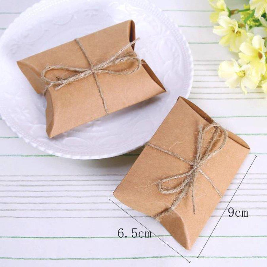 Geschenk doosjes / Cadeau doosjes - 50 stuks - DIY-3