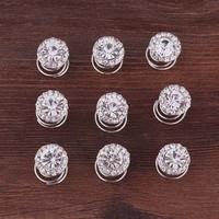 thumb-Big Crystal Curlies met Kristallen - 6 stuks-5