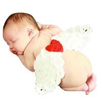 thumb-Gehaakt Setje Engel - Newborn-4
