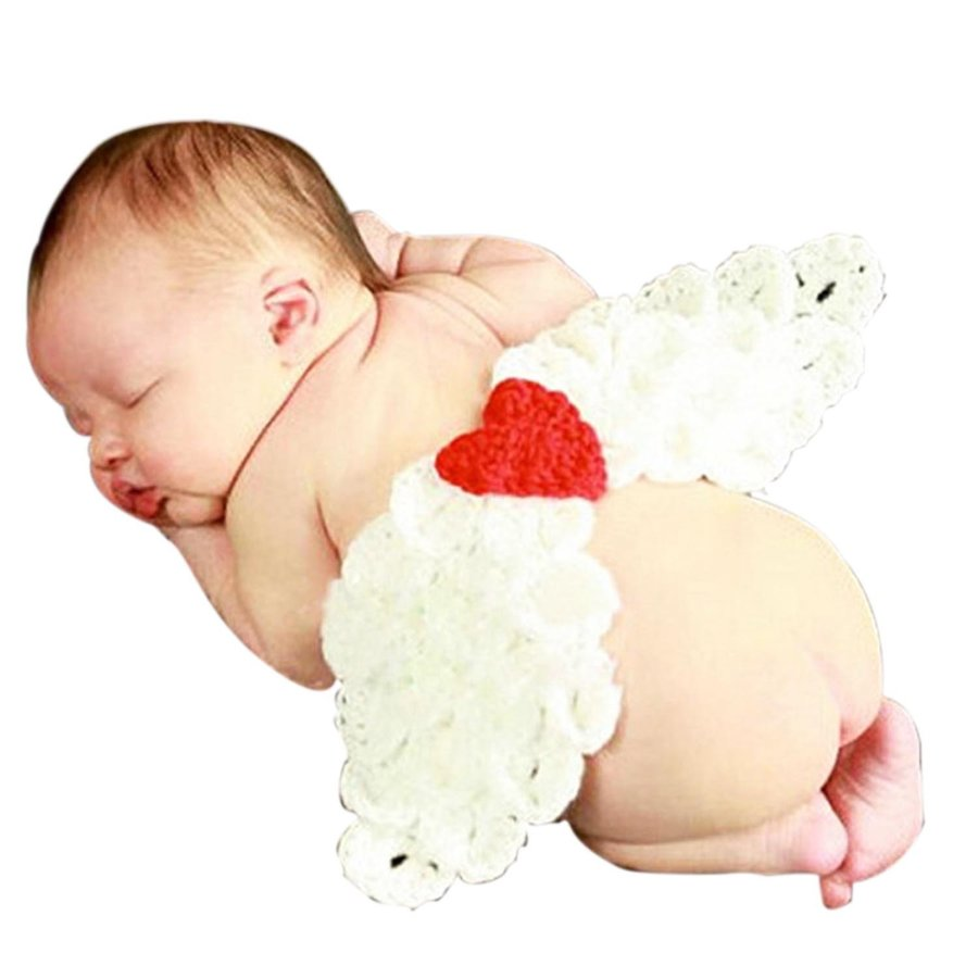 Gehaakt Setje Engel - Newborn-4