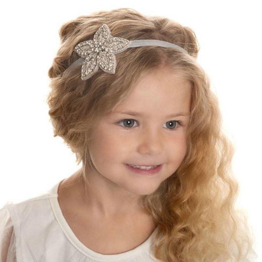 Haar Sieraad / Haarband - 2 stuks -  met Fonkelende Kristallen-2