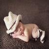 PaCaZa Gehaakt Setje Cowboy - Newborn