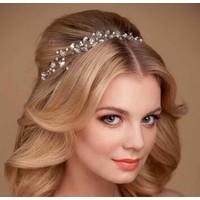 thumb-Elegant Goudkleurig Haar Sieraad-1
