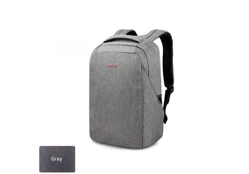 Anti-Diefstal Laptop rugzak 12,5 tot 16 inch - Grey - T-B3237