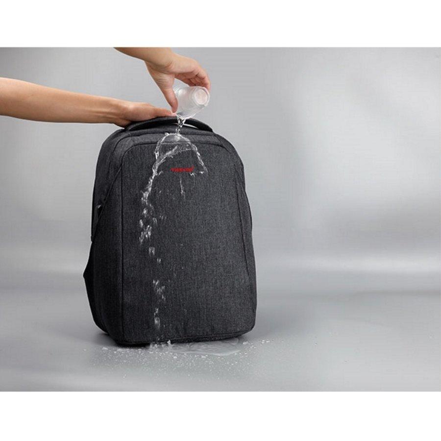 Anti-Diefstal Laptop rugzak 12,5 tot 16 inch - Grey - T-B3237-6