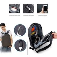 thumb-Anti-Diefstal Laptop rugzak 12,5 tot 16 inch - Grey - T-B3237-2
