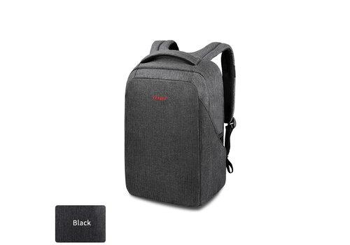 Anti-Diefstal Laptop rugzak 12,5 tot 16 inch - Black - T-B3237
