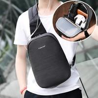 thumb-Tigernu - Anti-Diefstal Laptop rugzak 15, inch + Crossbodytas Grey-6
