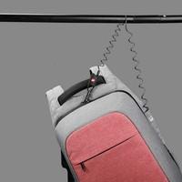 thumb-Dames rugzak Anti diefstal 12,5 tot 15,6 inch-4
