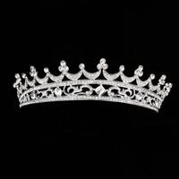 thumb-Elegante Kristallen Tiara / Kroon-6