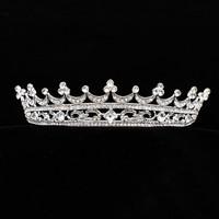 thumb-Elegante Kristallen Tiara / Kroon-2