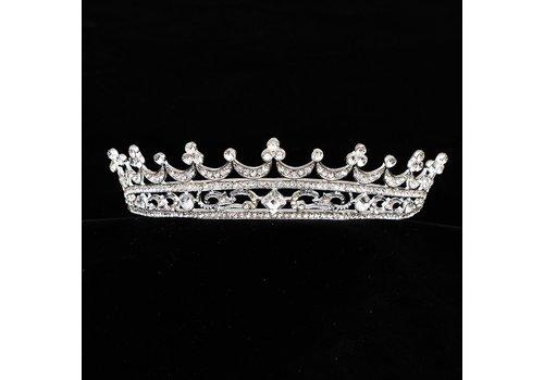 Elegante Kristallen Tiara / Kroon