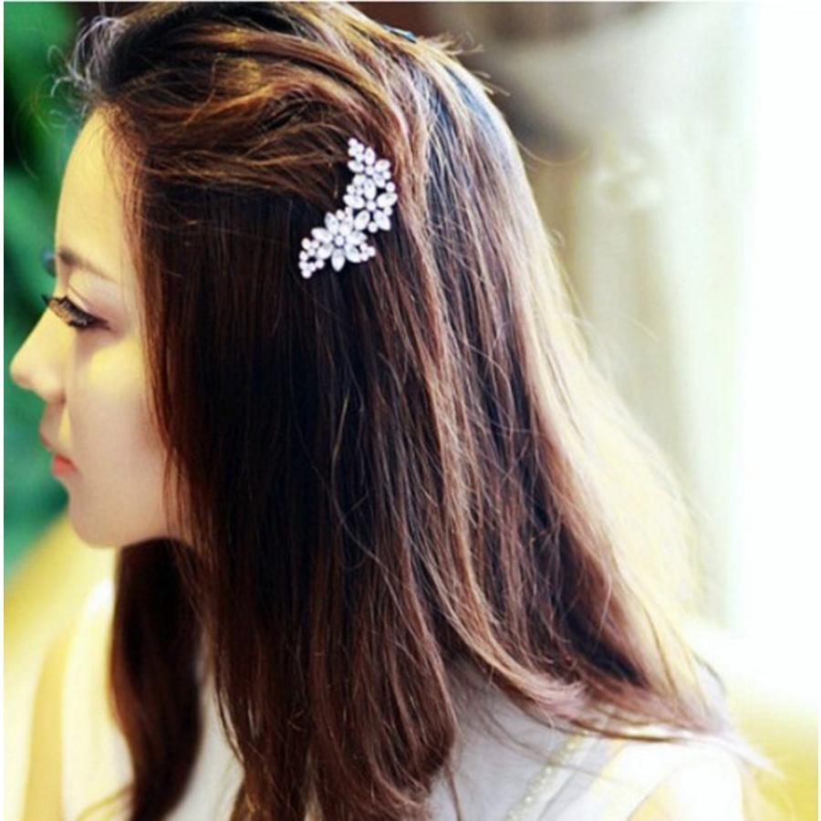 Prachtige Bloemen Haarclip-2