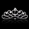 PaCaZa PaCaZa - Elegante Tiara Kam met Fonkelende Kristallen