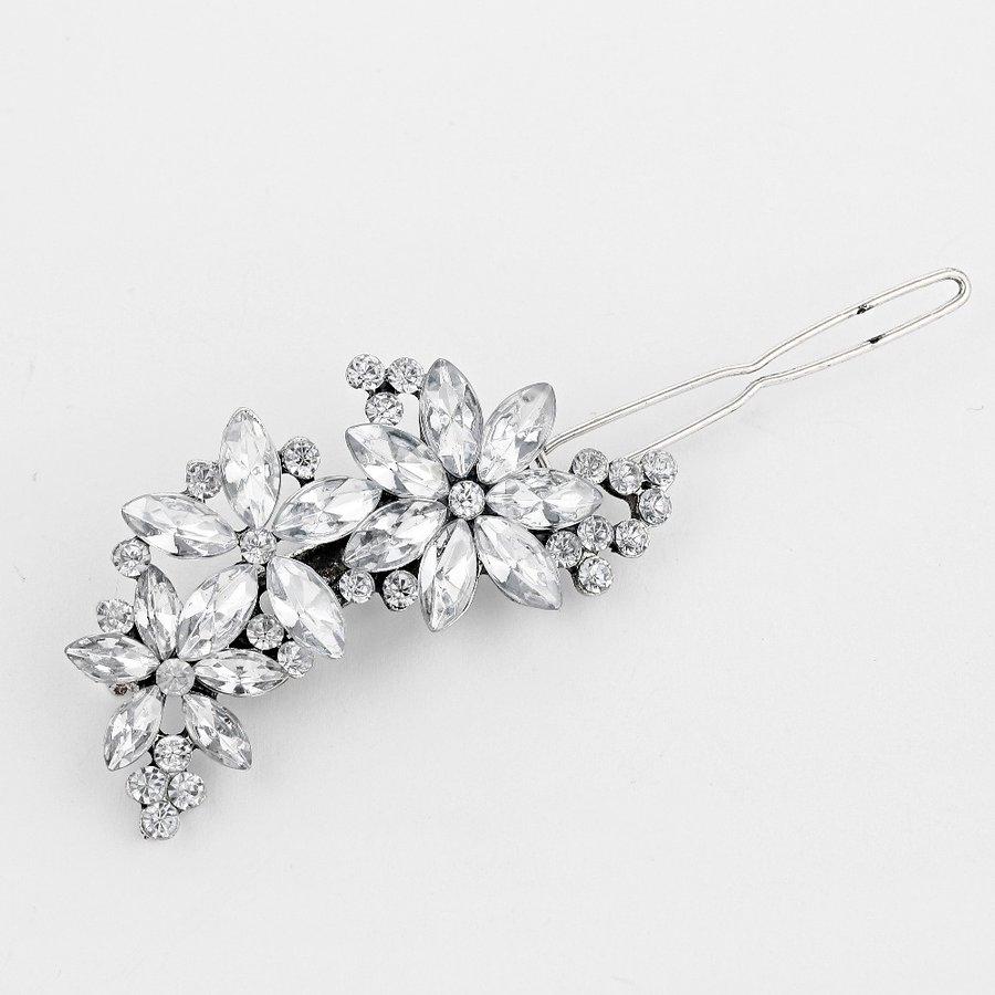 Prachtige Bloemen Haarclip-10