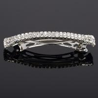thumb-Moderne Fonkelende Haarclip /  Haar Sieraad met Kristallen-4