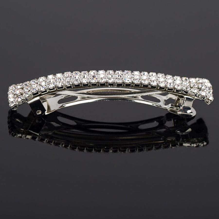 PaCaZa - Moderne Fonkelende Haarclip / Haar Sieraad met Kristallen-4