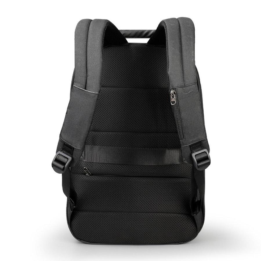 Heren rugzak Anti diefstal voor laptops tot 15,6 inch - Grijs-5