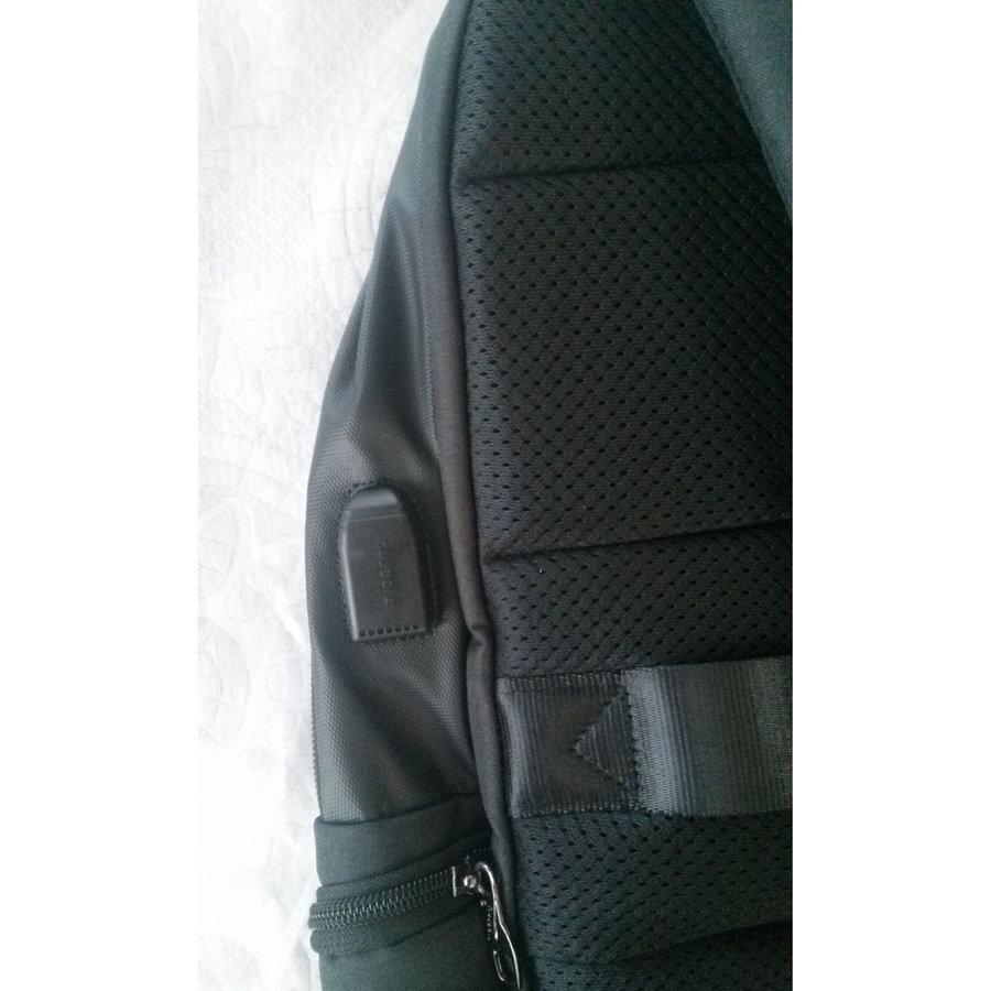 Heren rugzak Anti diefstal voor laptops tot 15,6 inch - Grijs-6