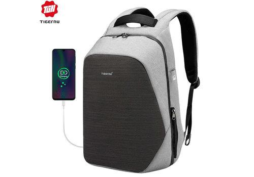 Anti-Diefstal Laptop rugzak 15,6 inch Grey - B3351