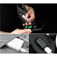 thumb-LockIT - laptop rugzak - anti diefstal - 12,5 tot 15,6 Inch - zwart grijs-2