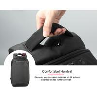 thumb-LockIT - laptop rugzak - anti diefstal - 12,5 tot 15,6 Inch - zwart grijs-7