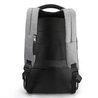 thumb-LockIT - laptop rugzak - anti diefstal - 12,5 tot 15,6 Inch - grijs-3
