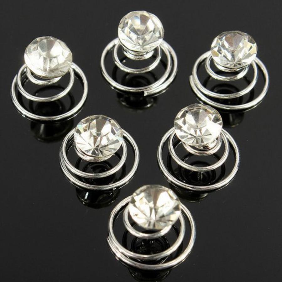 PaCaZa - Kristallen Curlies - 6 stuks-9