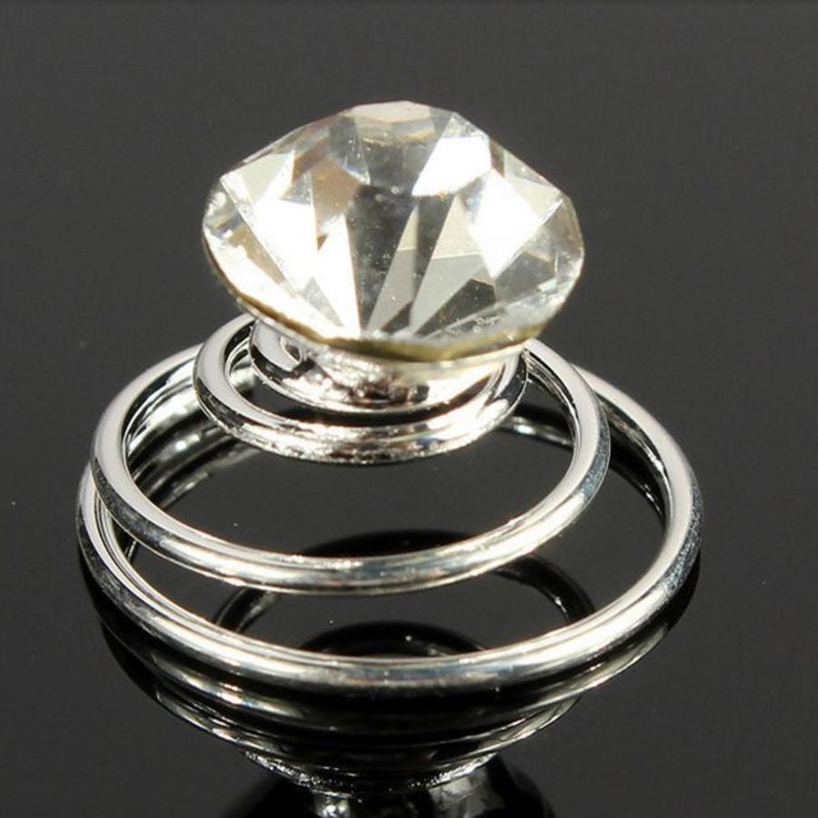 Kristallen Curlies - 6 stuks-7