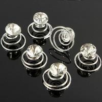 thumb-PaCaZa - Kristallen Curlies - 6 stuks-8