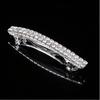 PaCaZa Moderne Fonkelende Haarclip /  Haar Sieraad met Kristallen