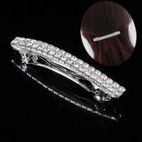 thumb-PaCaZa - Moderne Fonkelende Haarclip / Haar Sieraad met Kristallen-2
