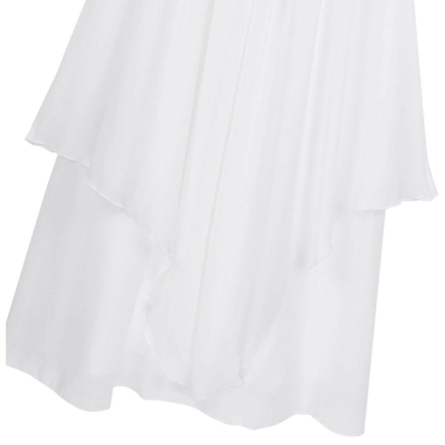 Communiejurk / Bruidsmeisjesjurk - Kari - Off White - Maat 122/128-5