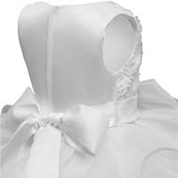 thumb-Communiejurk / Bruidsmeisjesjurk - Nala - Off White - Maat 110/116-4